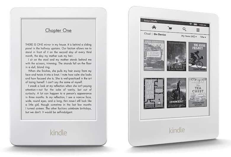 Máy Đọc Sách Kindle 2018