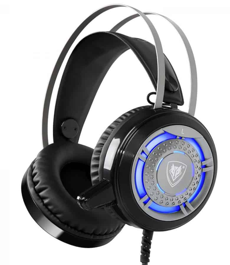 Tai nghe chụp tai chuyên Game Nubwo N1