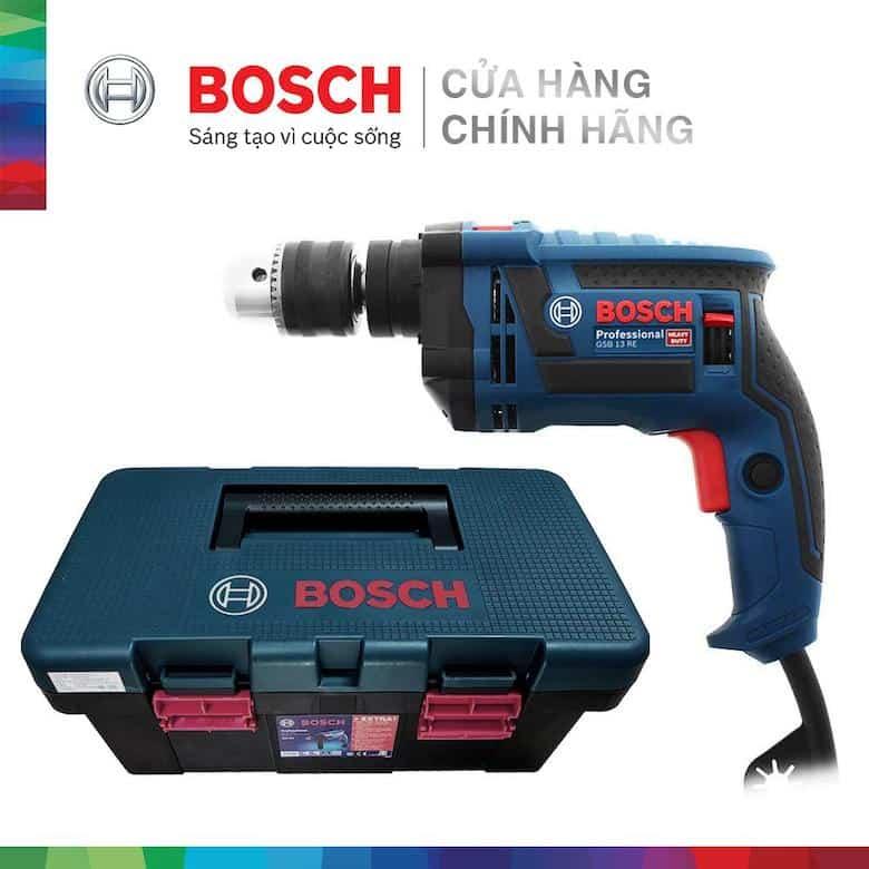 Máy Khoan Động Lực Bosch GSB-13RE