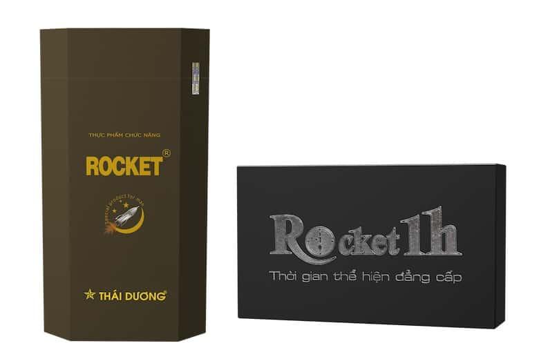 Thực phẩm chức năng Rocket 1h