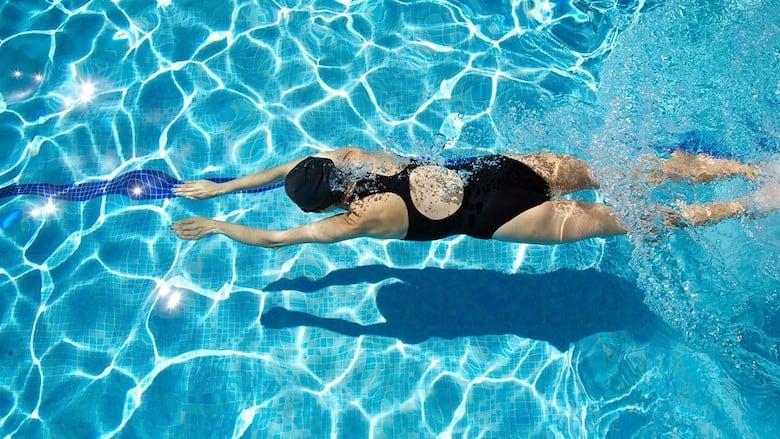 Đi bơi chống nóng