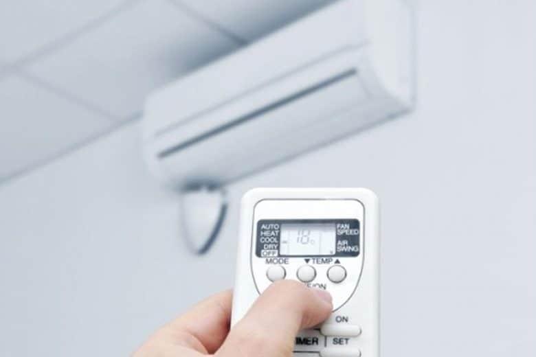 Duy trì nhiệt độ trong phòng cho trẻ