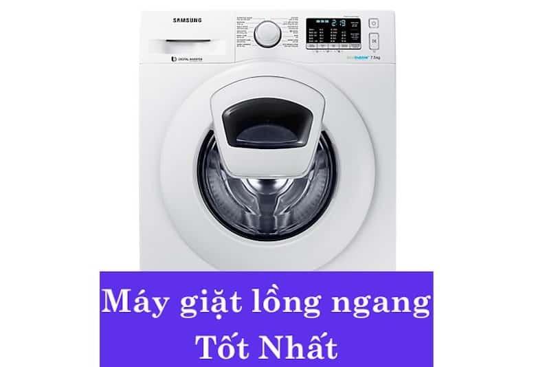 Máy giặt lồng ngang tốt nhấtMáy giặt lồng ngang tốt nhất