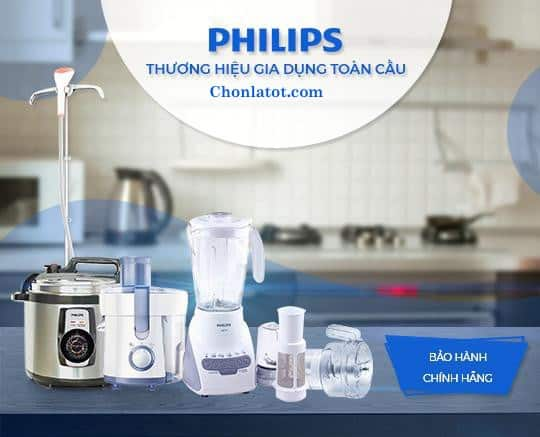 Thương hiệu Philips