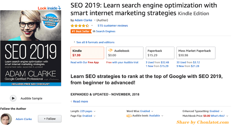 Ebook SEO 2019