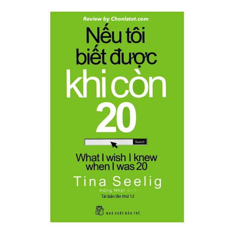 Nếu Biết Được Khi Còn 20 - Tina Seelig
