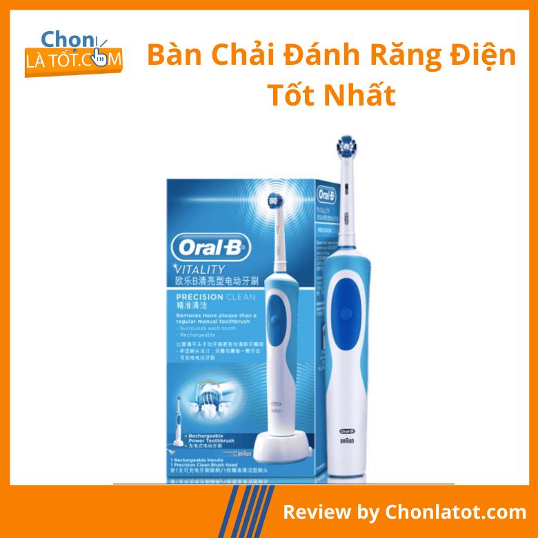 Bàn chải đánh răng điện Oral B Vitality