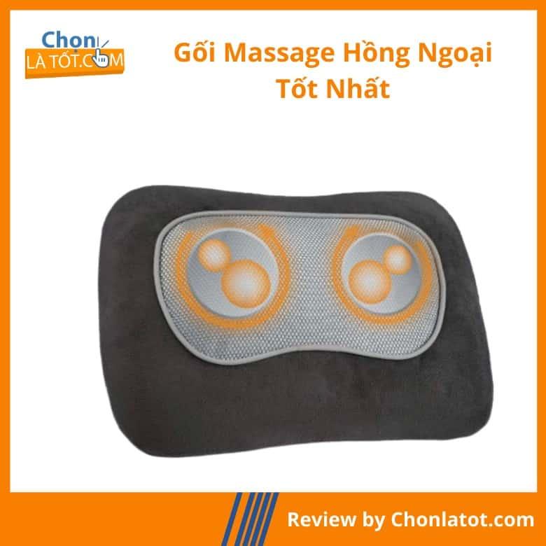 Gối massage hồng ngoại Medisana MC840