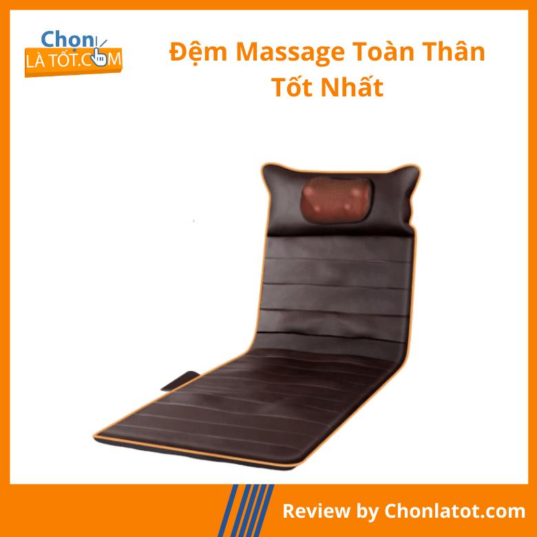 Đệm massage toàn thân BENBO