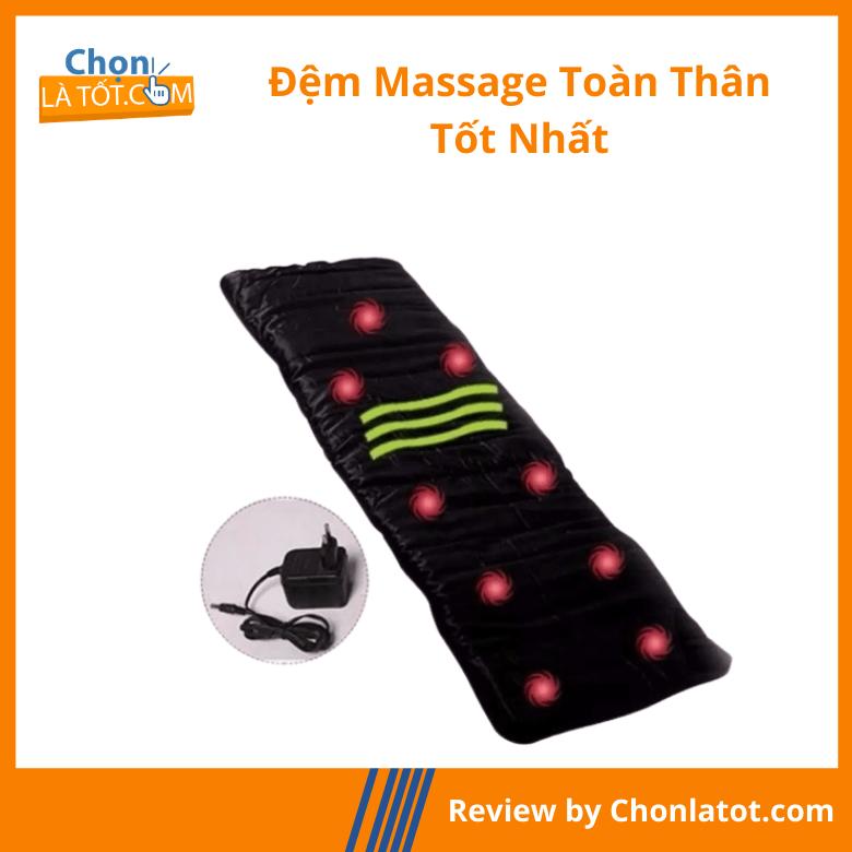 Đệm massage toàn thân xung điện